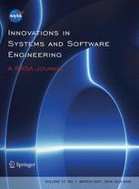 Innovations in Systems and Software Engineering A NASA Journal