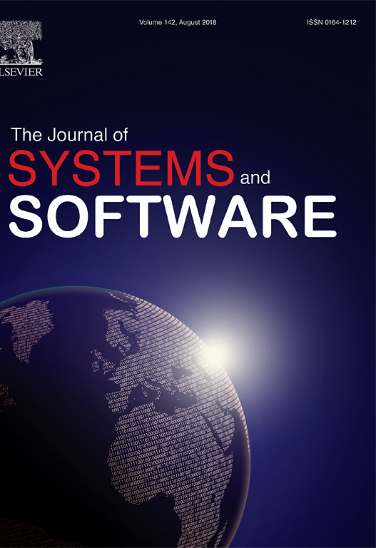 Journal of Systems and Software